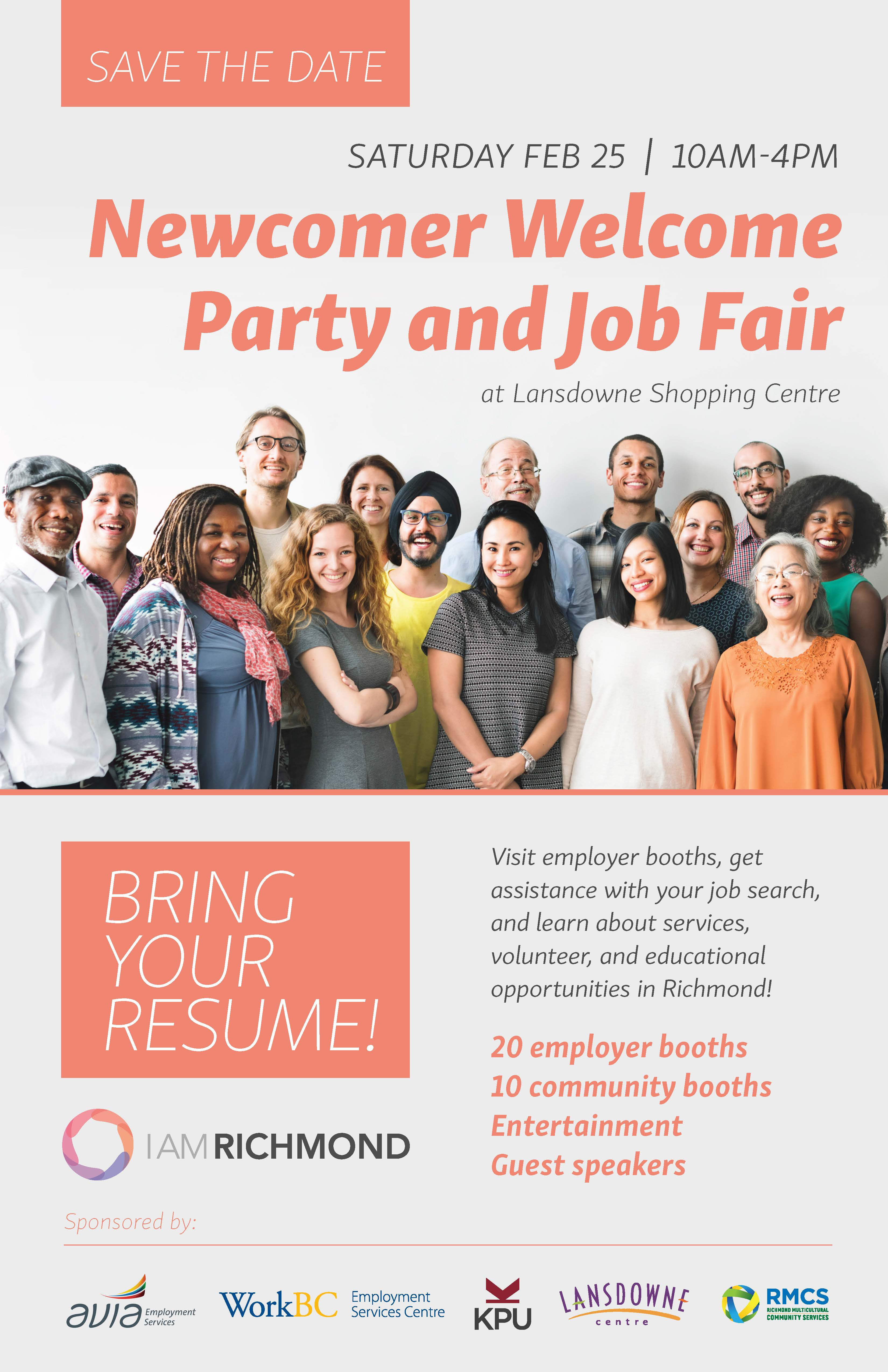 what to bring in job fair